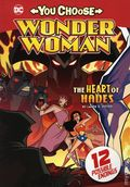 Wonder Woman The Heart of Hades SC (2019 Capstone) You Choose Stories 1-1ST