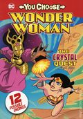 Wonder Woman The Crystal Quest SC (2019 Capstone) You Choose Stories 1-1ST