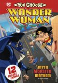 Wonder Woman Myth Monster Mayhem SC (2019 Capstone) You Choose Stories 1-1ST