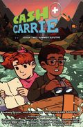 Cash & Carrie TPB (2016 Action Lab) [Cash + Carrie] 2-1ST