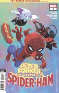 Spider-Man Annual (2019 Marvel) Presents Peter Porker The Spectacular Spider-Ham 1F
