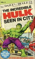 Incredible Hulk from the World Famous Newspaper Strip PB (1980 Tempo Books) 4-1ST