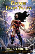 Grimm Fairy Tales Age of Camelot TPB (2019 Zenescope) 1-1ST
