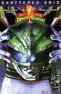 Mighty Morphin Power Rangers Shattered Grid TPB (2019 Boom) 1-1ST
