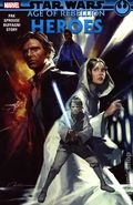 Star Wars Age of Rebellion Heroes TPB (2019 Marvel) 1-1ST