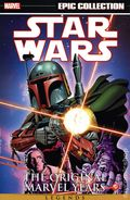 Star Wars Legends: The Original Marvel Years TPB (2016 Marvel) Epic Collection 4-1ST