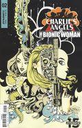 Charlie's Angels vs. Bionic Woman (2019 Dynamite) 2B