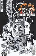 Charlie's Angels vs. Bionic Woman (2019 Dynamite) 2C