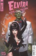 Elvira Mistress of the Dark (2018 Dynamite) 8C