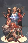 Red Sonja and Vampirella meet Betty and Veronica (2019 Dynamite) 3H
