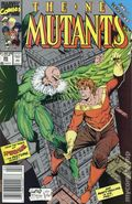 New Mutants (1983 1st Series) Mark Jewelers 86MJ
