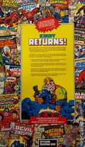 Kirby Returns HC (2019 Marvel) King-Size Edition 1-1ST