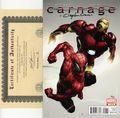 Carnage (2010 Marvel) 1A.DF.SIGNED