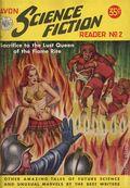 Avon Science Fiction Reader (1951-1952 Avon Book Company) 2