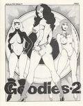 Goodies (1982-1997 Jabberwocky Graphix) The Little Book of Naughty Bits 2
