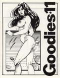 Goodies (1982-1997 Jabberwocky Graphix) The Little Book of Naughty Bits 11