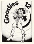 Goodies (1982-1997 Jabberwocky Graphix) The Little Book of Naughty Bits 12
