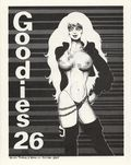 Goodies (1982-1997 Jabberwocky Graphix) The Little Book of Naughty Bits 26