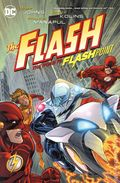 Flash The Road to Flashpoint TPB (2012 DC) 1-REP