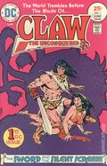 Claw the Unconquered (1975 1st Series DC) 1