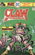 Claw the Unconquered (1975 1st Series DC) 3