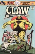 Claw the Unconquered (1975 1st Series DC) 4