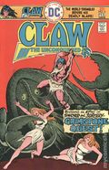 Claw the Unconquered (1975 1st Series DC) 5