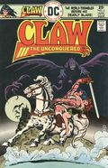Claw the Unconquered (1975 1st Series DC) 6