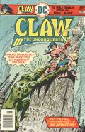 Claw the Unconquered (1975 1st Series DC) 7
