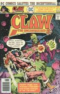 Claw the Unconquered (1975 1st Series DC) 8