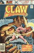 Claw the Unconquered (1975 1st Series DC) 9