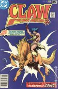 Claw the Unconquered (1975 1st Series DC) 10