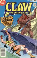 Claw the Unconquered (1975 1st Series DC) 11