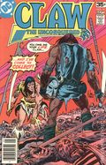 Claw the Unconquered (1975 1st Series DC) 12
