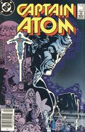 Captain Atom (1987 DC) Canadian Price Variant 2