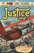 Justice Inc. (1975) Mark Jeweler 4