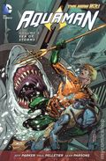 Aquaman TPB (2013-2017 DC Comics The New 52) 5-REP