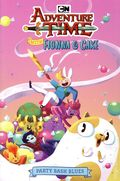 Adventure Time with Fionna and Cake Party Bash Blues GN (2019 Boom Studios) 1-1ST