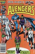 Avengers (1963 1st Series) Canadian Price Variant 266