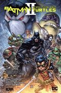 Batman/Teenage Mutant Ninja Turtles II TPB (2019 DC/IDW) 1-1ST