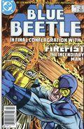 Blue Beetle (1986 DC 1st Series) Canadian Price Variant 2