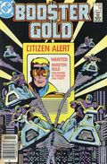 Booster Gold (1986 DC 1st Series) Canadian Price Variant 14