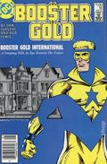 Booster Gold (1986 DC 1st Series) Canadian Price Variant 16