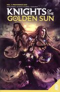 Knights of the Golden Sun TPB (2019 Mad Cave) 1-1ST