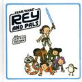 Star Wars Rey and Pals HC (2019 Touchstone) By Jeffrey Brown 1-1ST