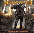 Megadeth Death by Design HC (2019 Heavy Metal) 1-1ST