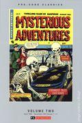 Pre-Code Classics: Mysterious Adventure HC (2018 PS Artbooks) 2-1ST