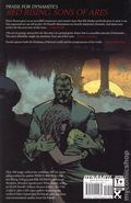 Red Rising Sons of Ares TPB (2019 Dynamite) 1-1ST