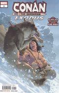Conan the Barbarian Exodus (2019 Marvel) 1A