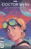 Doctor Who the Thirteenth Doctor (2018 Titan) 11A